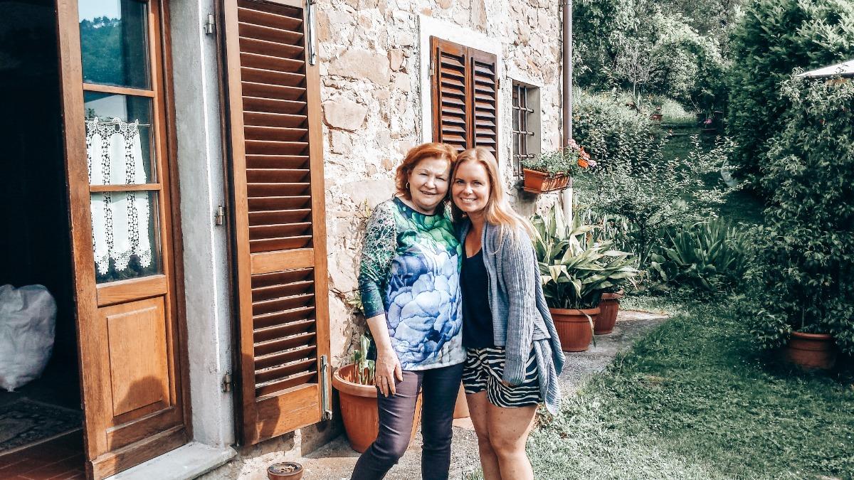 Bijzonder reisverhaal: Logeren bij Maria in Toscaans Pistoia