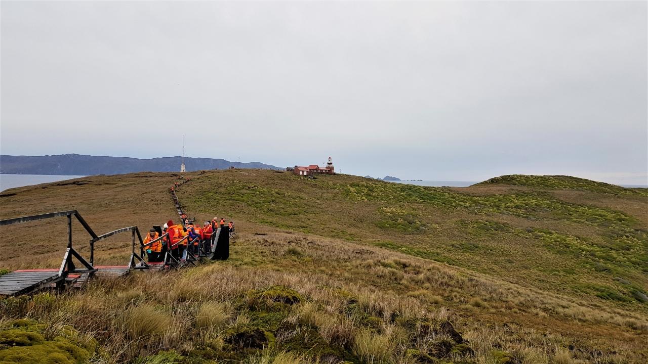 Kaap Hoorn Patagonië