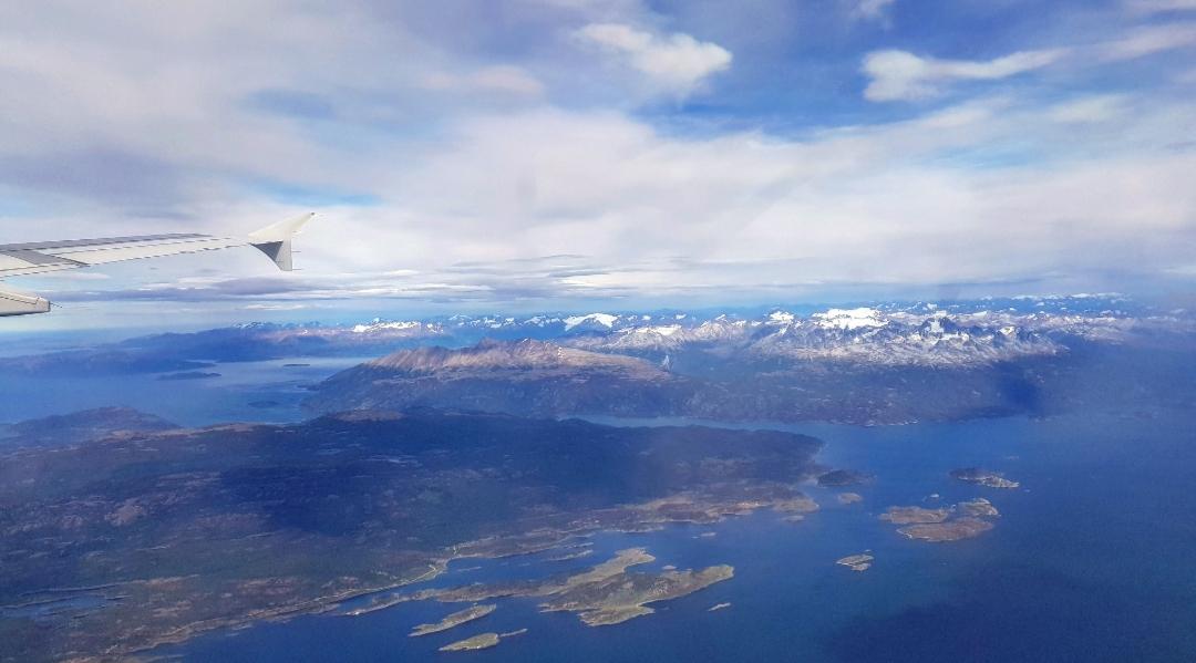 Patagonië Einde van de Wereld