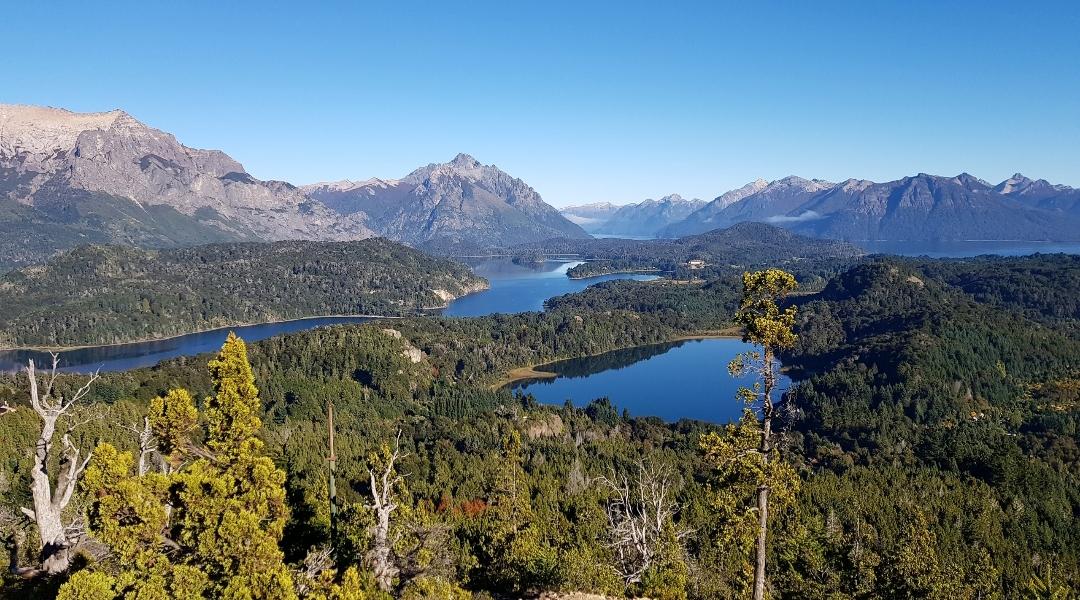 Ruta de los siete lagos Patagonië