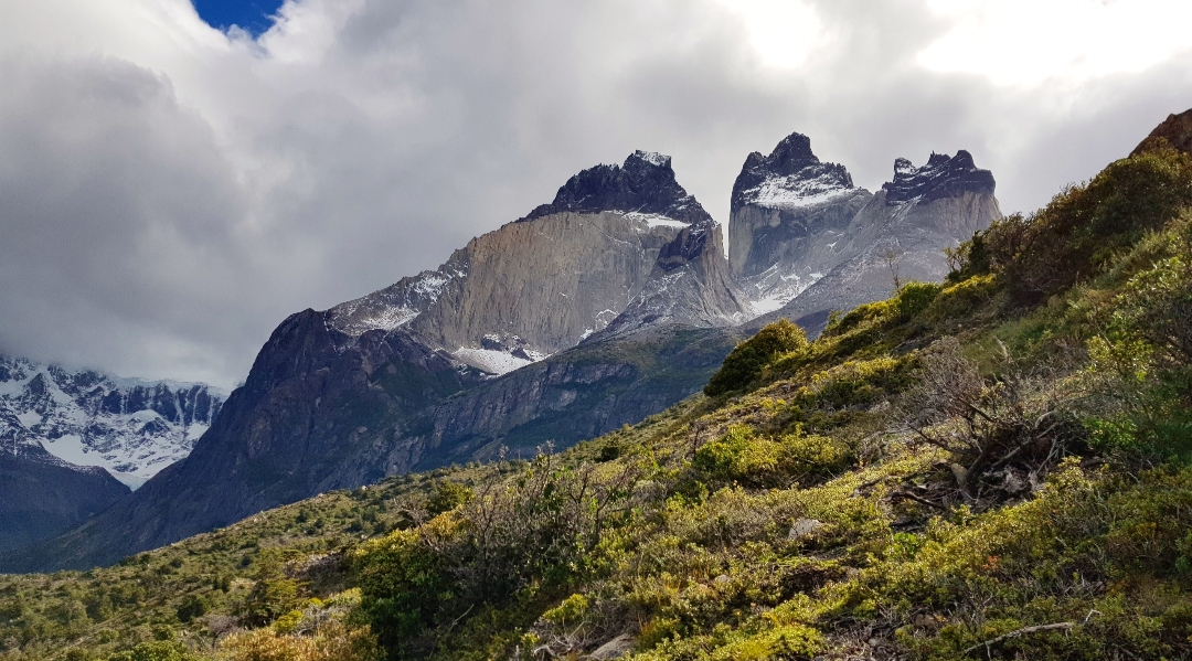 Patagonië Torres del Paine