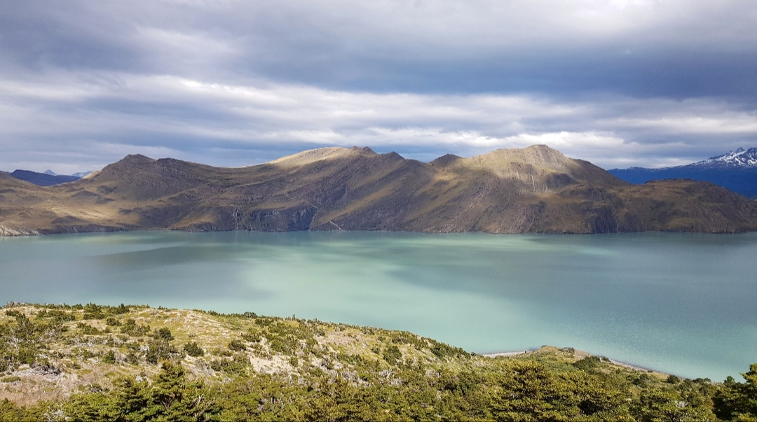 Patagonië Lago Nordenskjöld