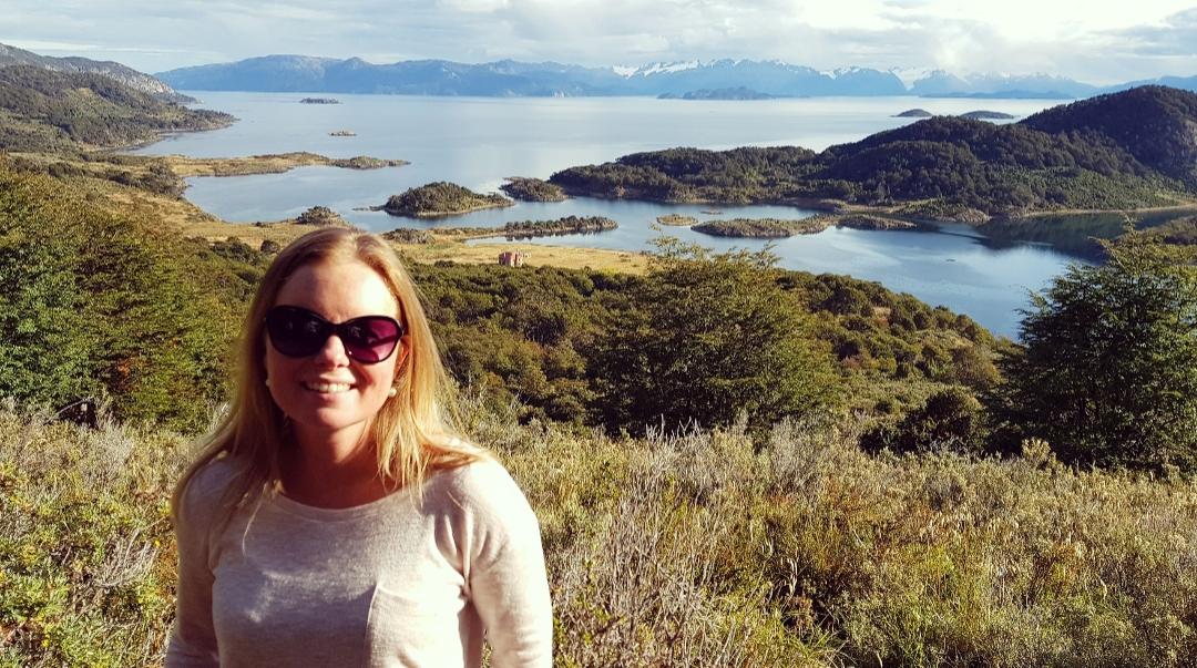 Wulaia Bay Patagonië