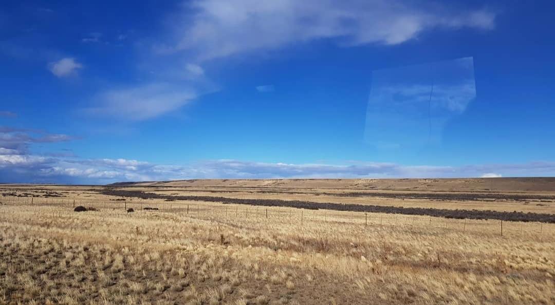 Patagonië steppe