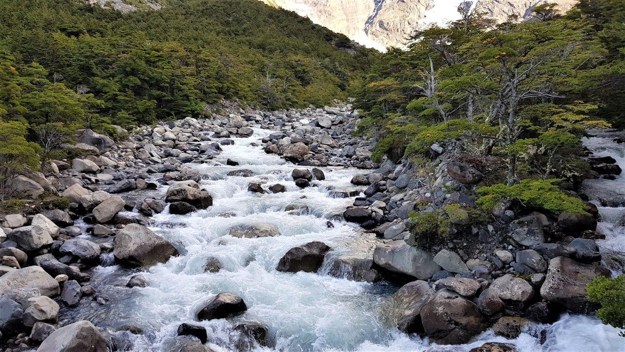 Torres del Paine Patagonië