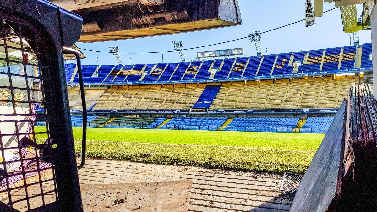 Buenos Aires bezienswaardigheden Boca Juniors