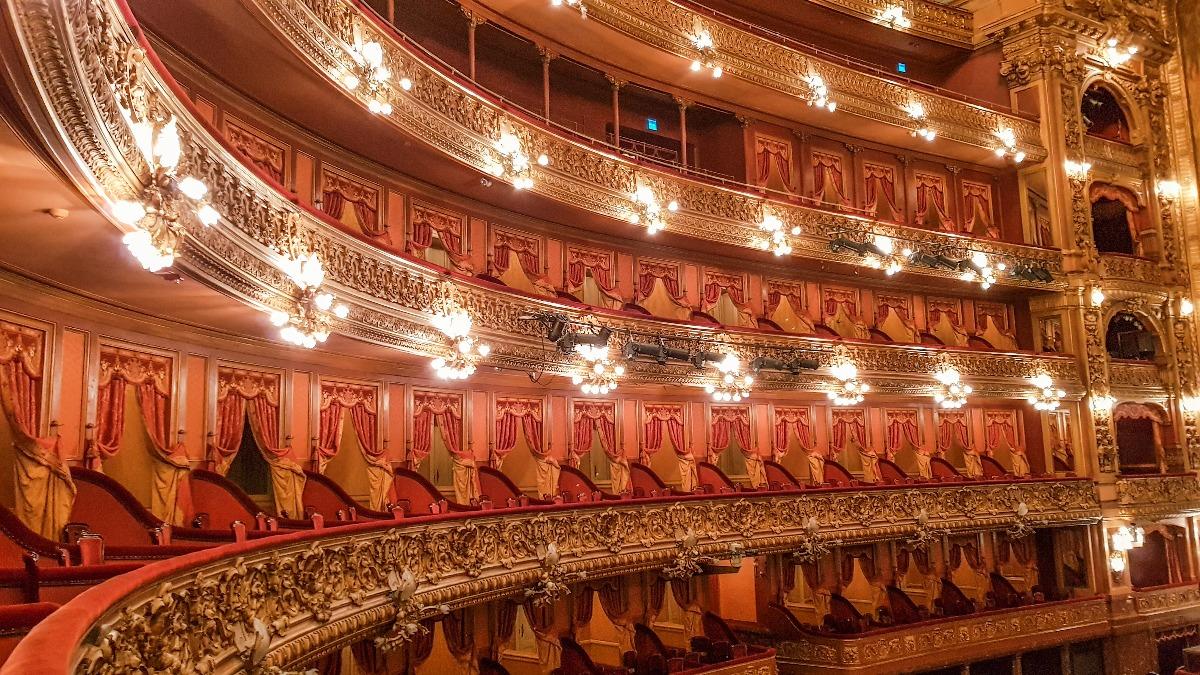 Buenos Aires bezienswaardigheden Teatro Colon