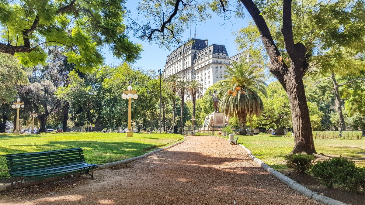 Buenos Aires bezienswaardigheden parken