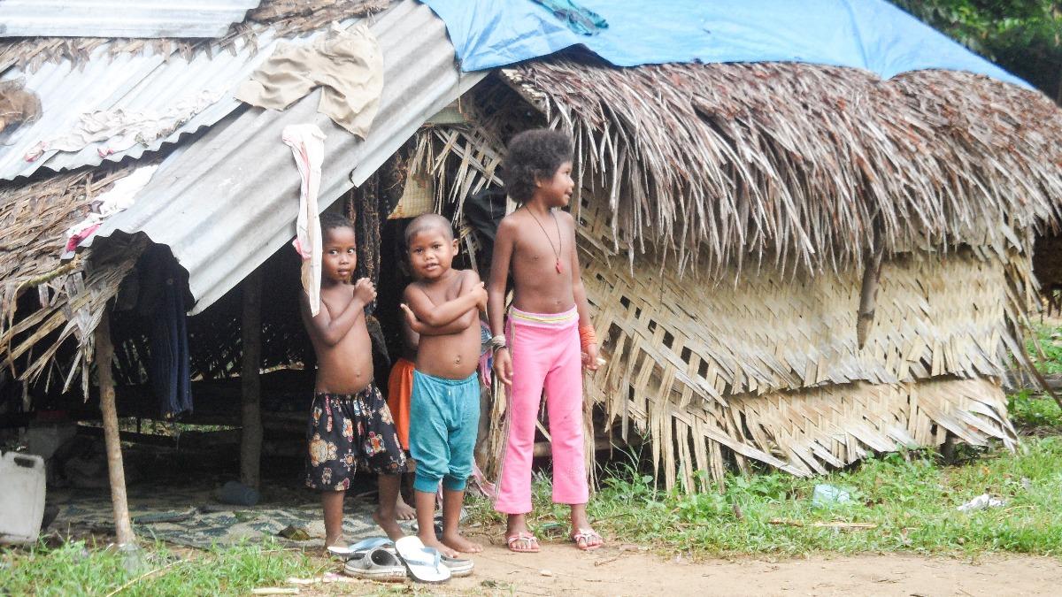 Inheemse bevolking Orang Asli Maleisië