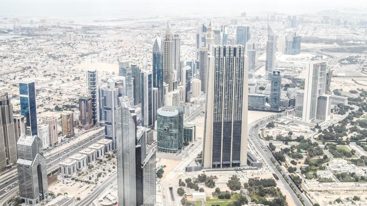 Dubai bezienswaardigheden Burj Khalifa
