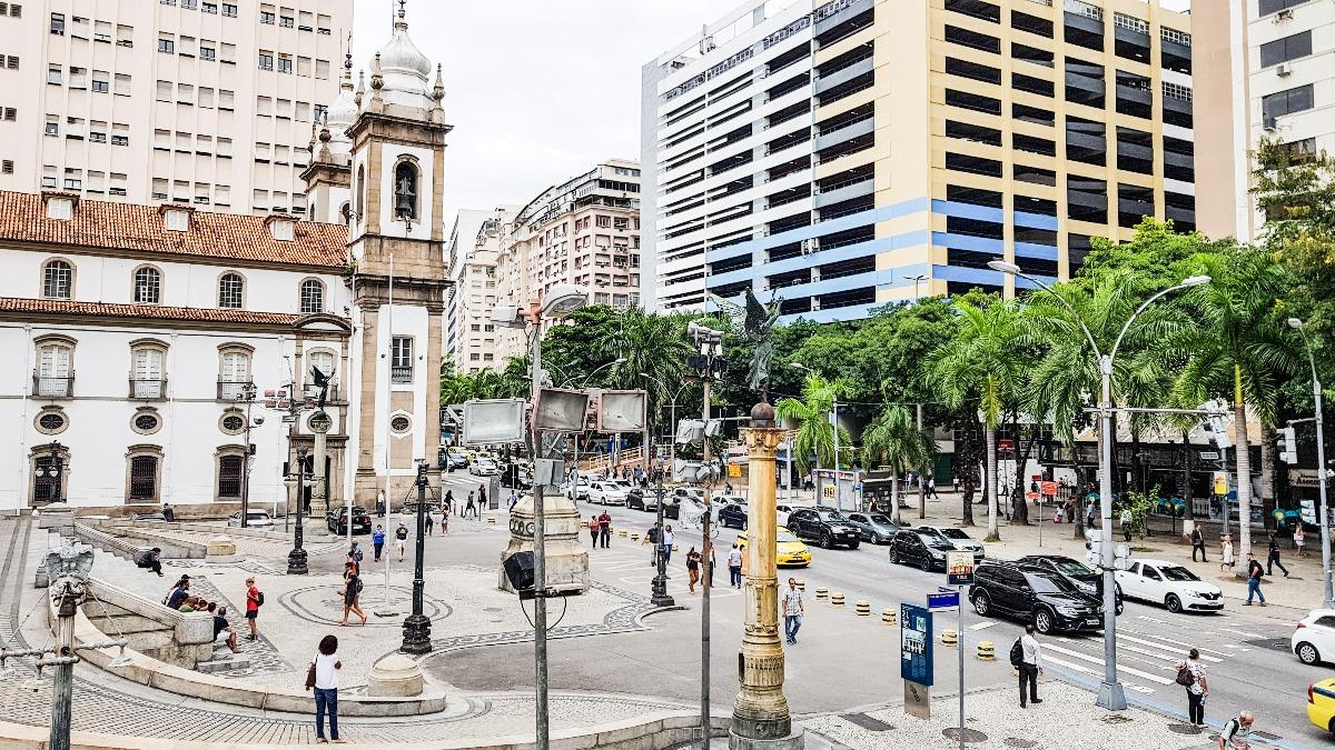 Rio de Janeiro bezienswaardigheden centrum