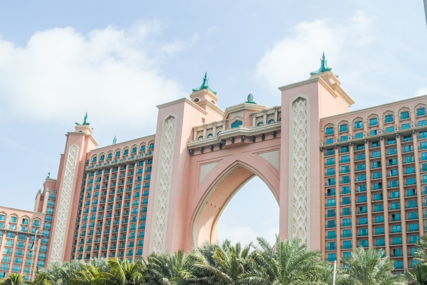 Dubai bezienswaardigheden Atlantis
