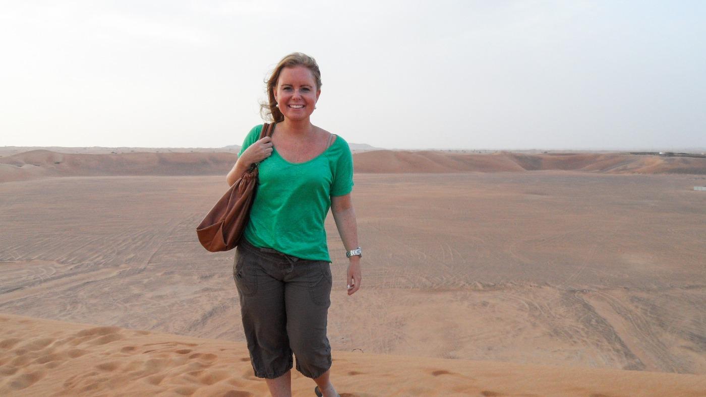 Dubai bezienswaardigheden woestijn