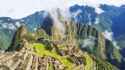 Machu Picchu Inca jungle trek