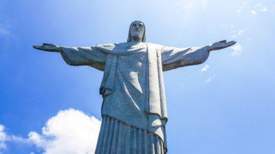 Rio de Janeiro bezienswaardigheden Cristo Redentor