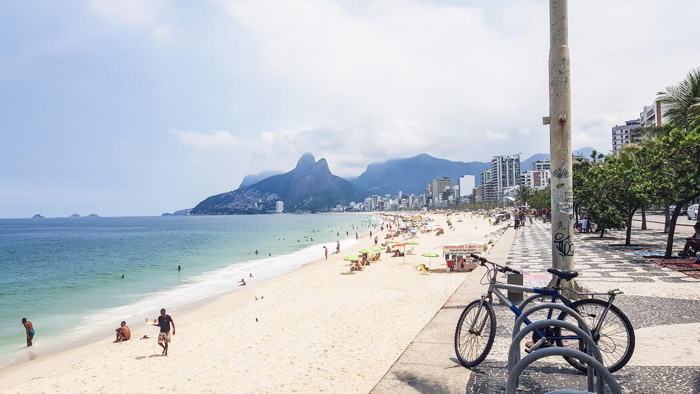 Rio de Janeiro bezienswaardigheden Ipanema