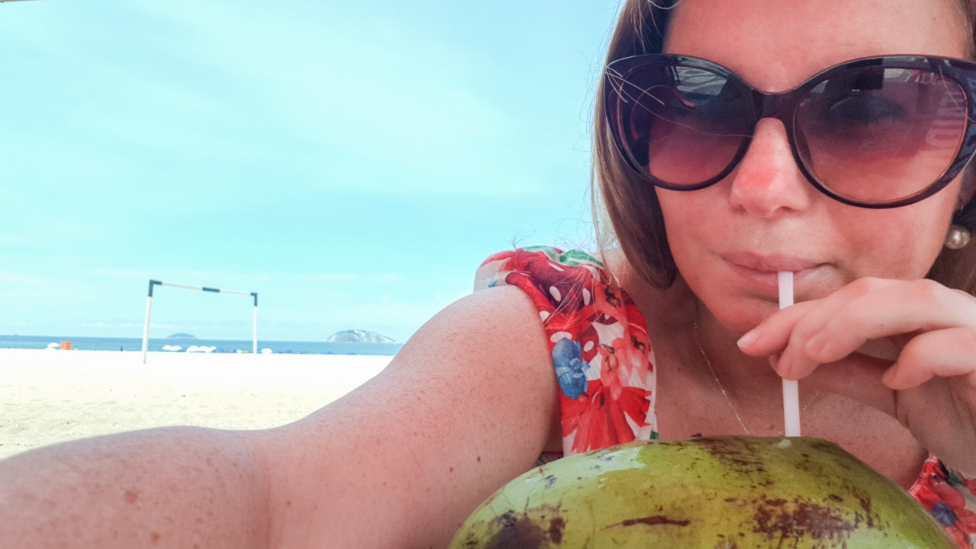 Rio de Janeiro bezienswaardigheden kokosnoot