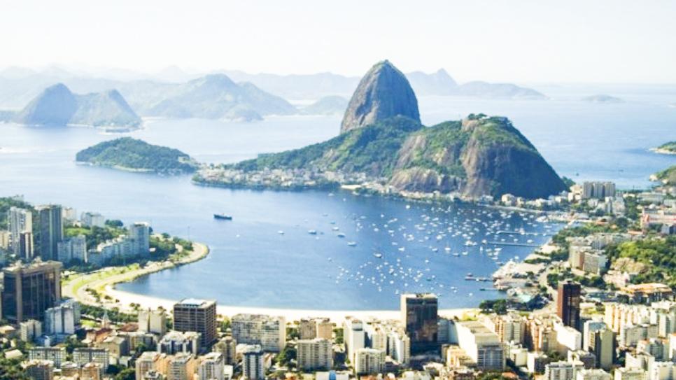 Rio de Janeiro bezienswaardigheden suikerbroodberg