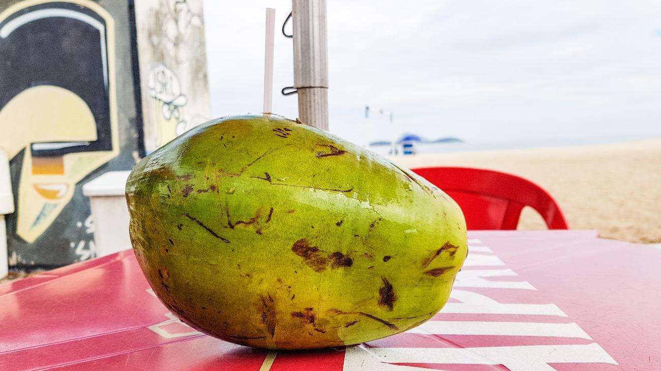 Rio de Janeiro kokosnoot
