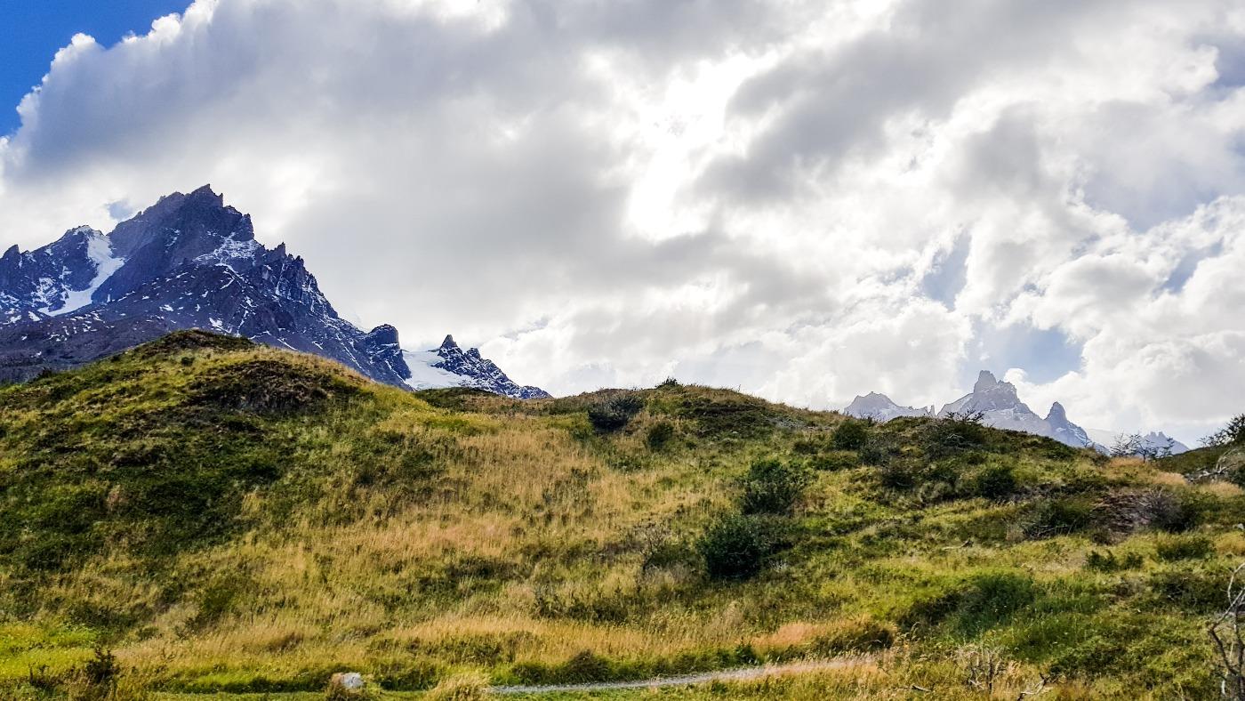 Torres del Paine bergen