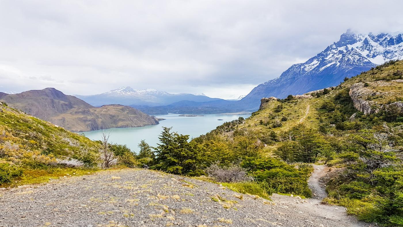Uitzicht Lago Nordenskjold