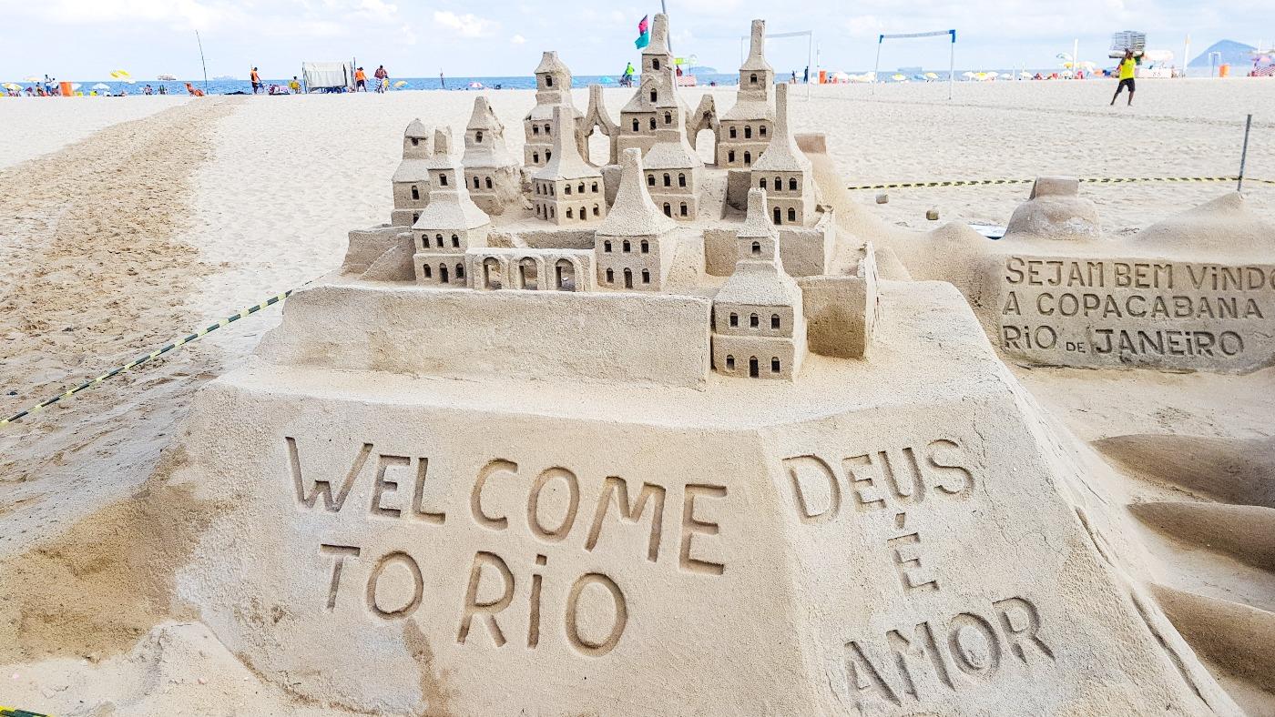 Welcom to Rio de Janeiro