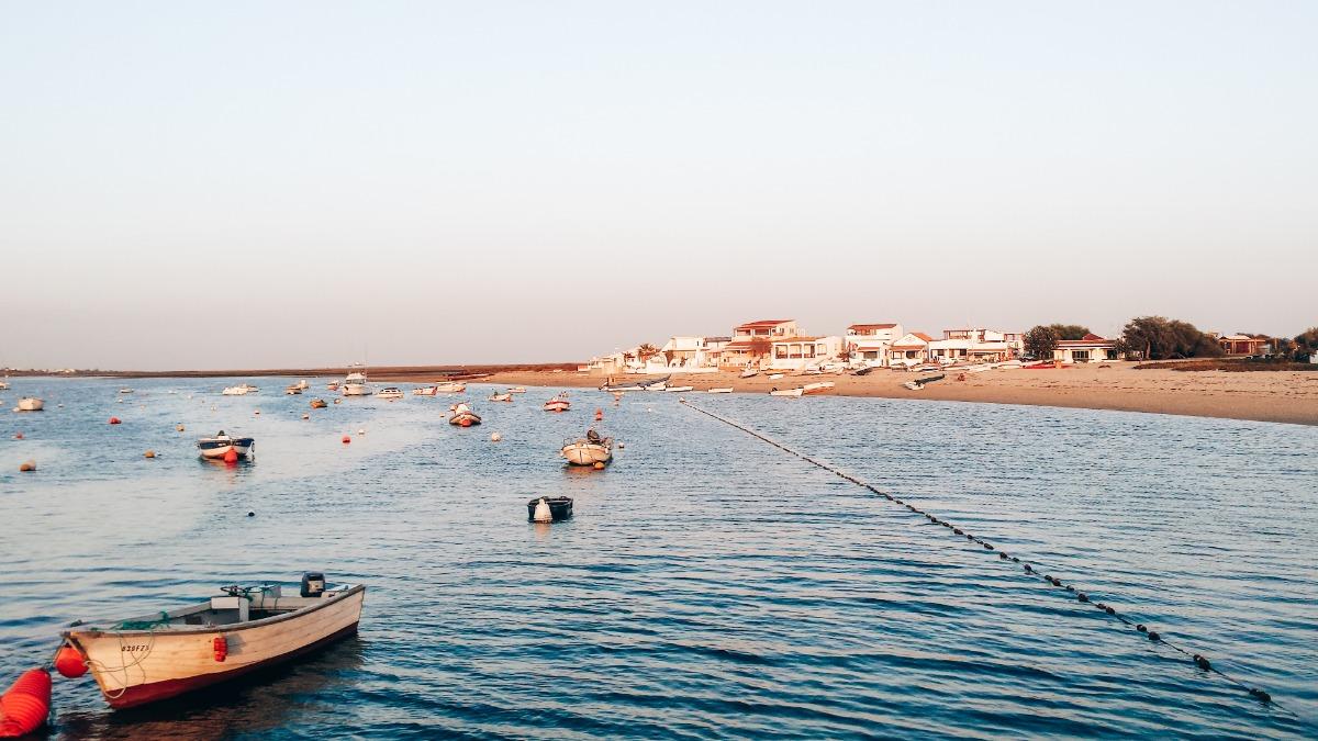 Algarve Ilha Armona