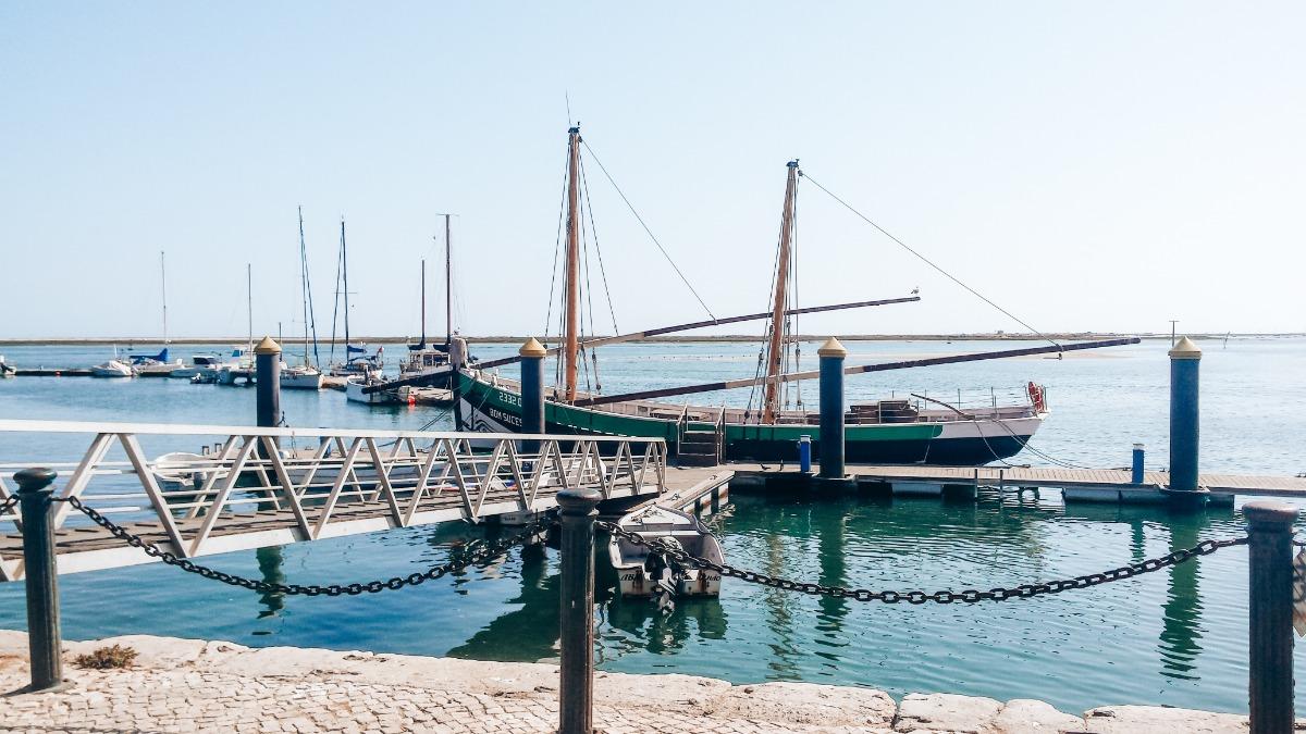 Ilha Armona Algarve
