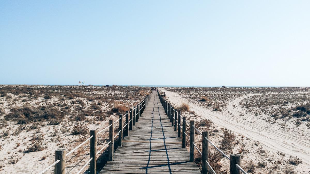 Algarve Ilha Tavira