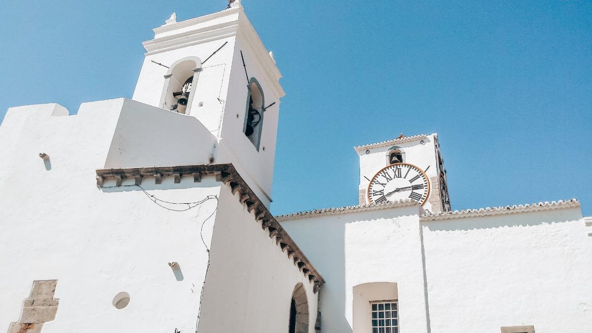 Algarve plaatsjes