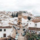 Steden Andalusië