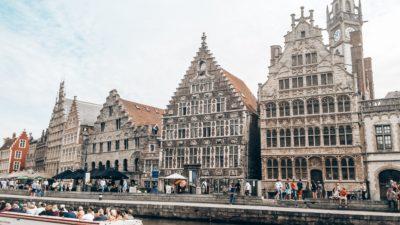 Belgische steden Gent