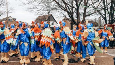 Carnaval in Twente