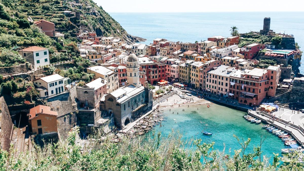 Cinque Terre Toscane