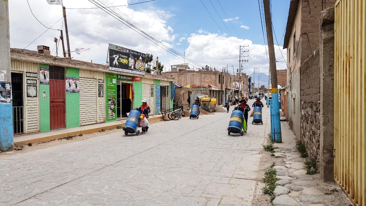 Chivay Peru