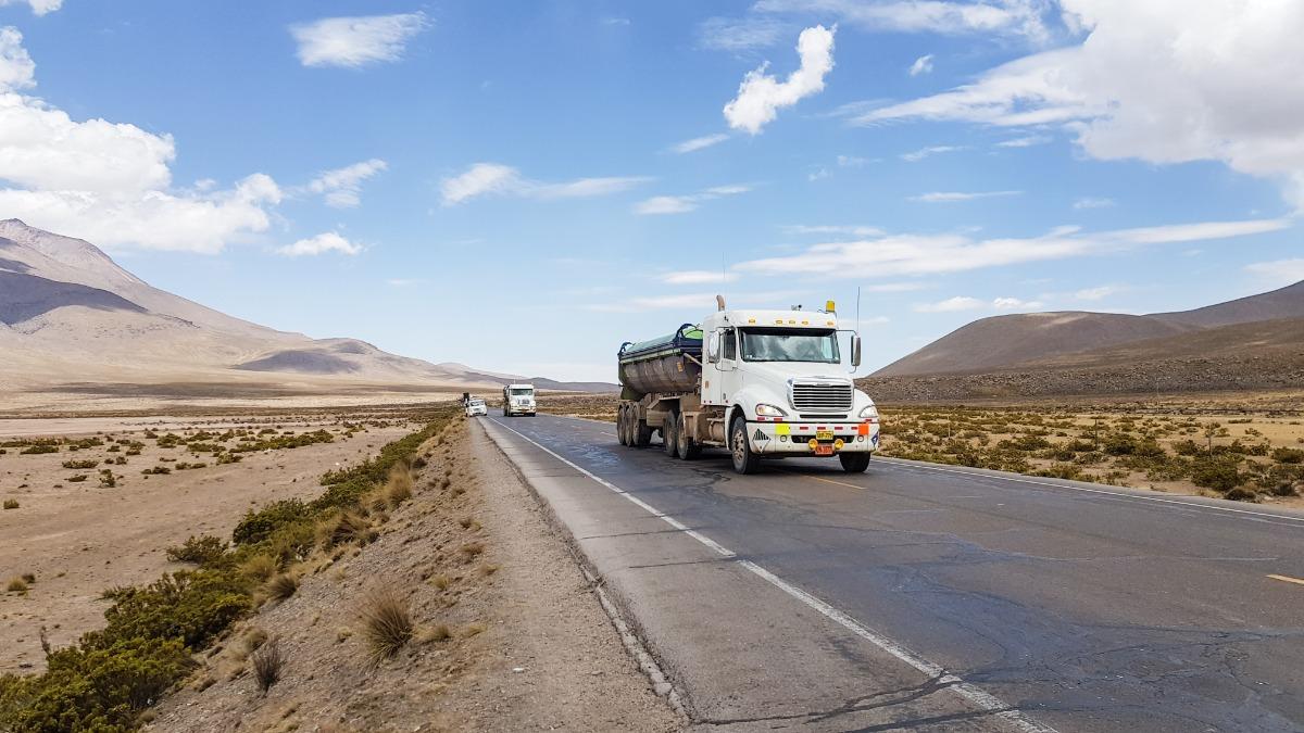 Perua ruta