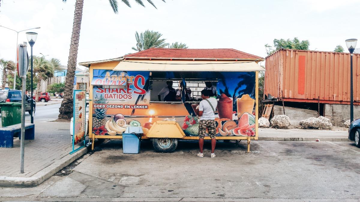 Batidos Curaçao