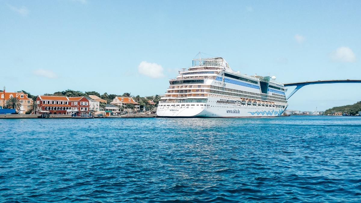 cruiseschip Curaçao