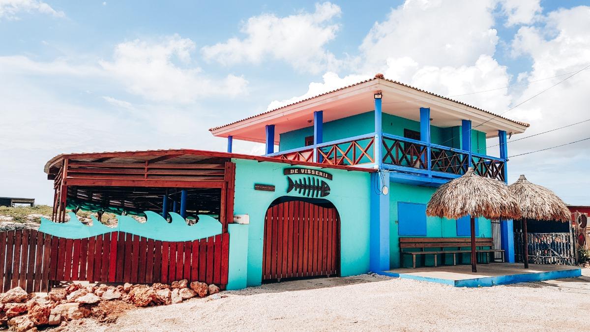 Visserij Curaçao