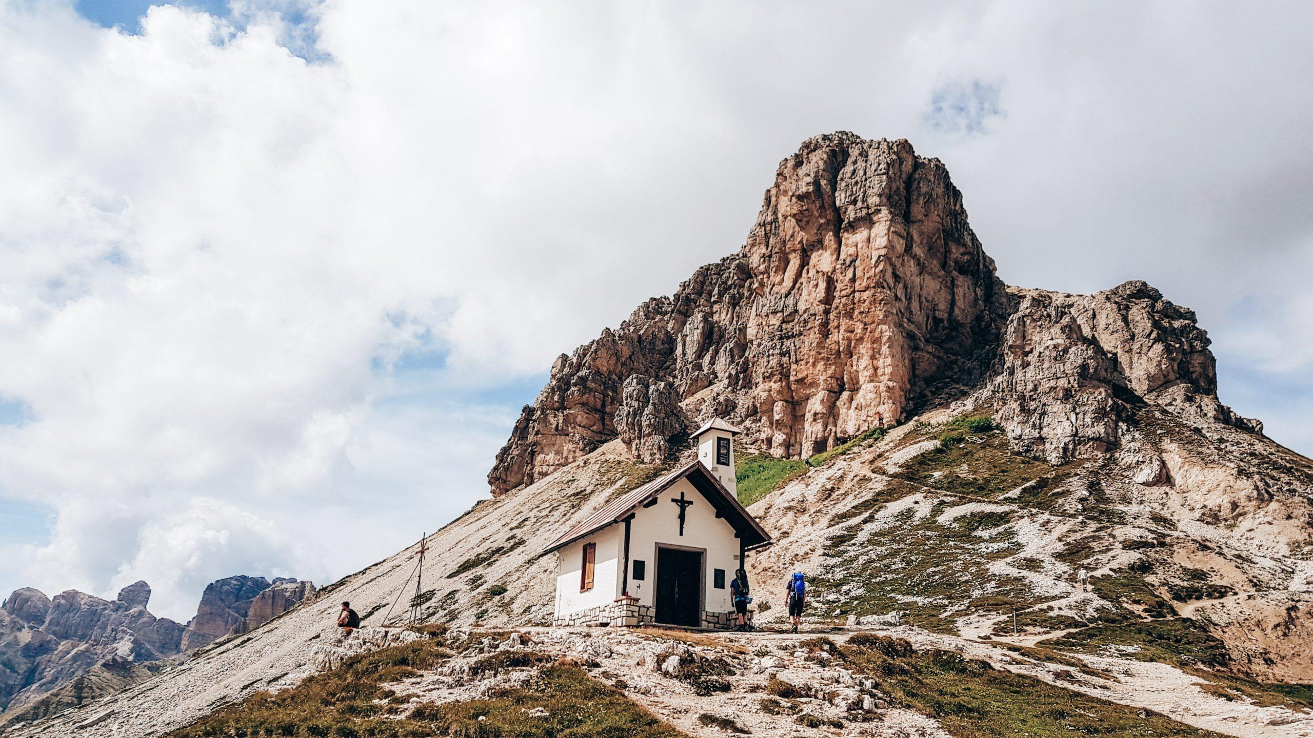 Kapelletje Dolomieten