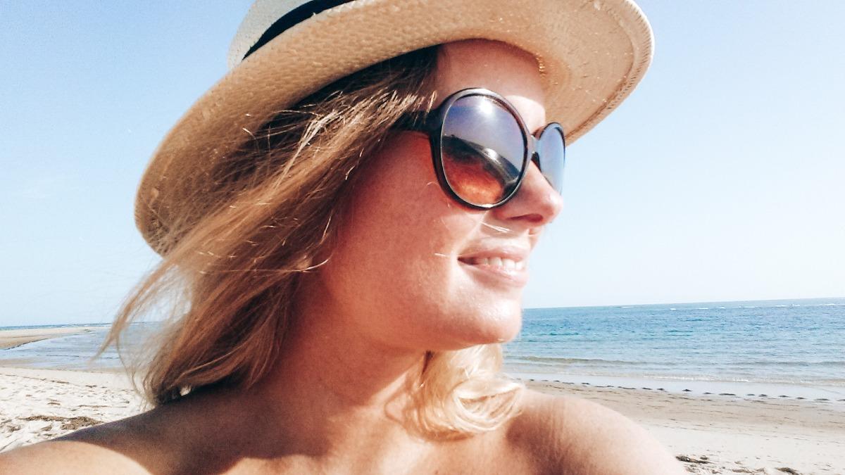 Selfie solo reizen