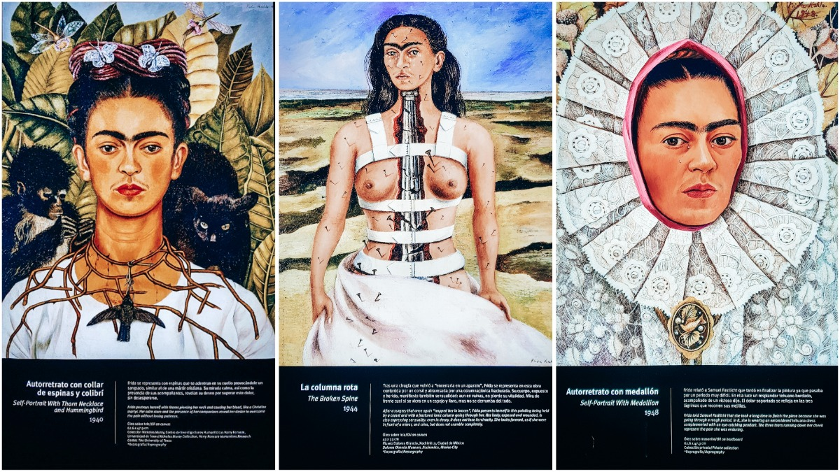 Meesterwerken Frida Kahlo