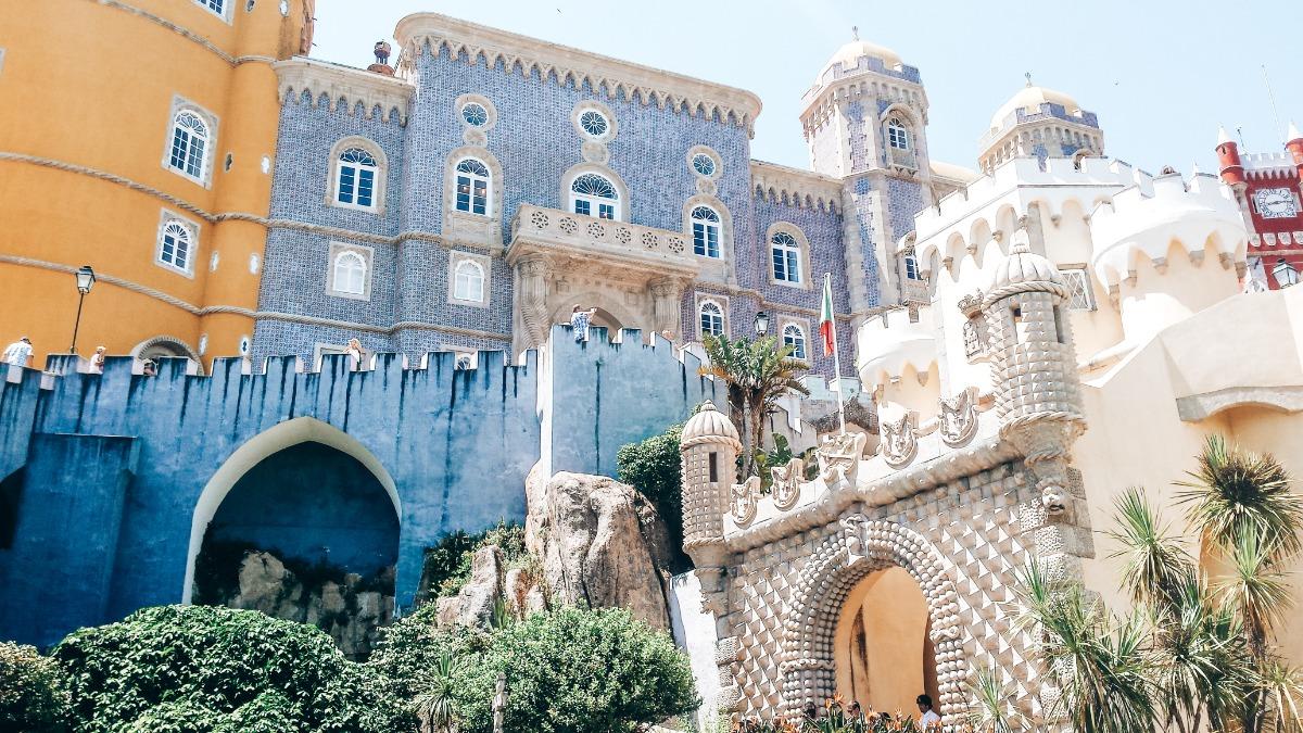 Sintra kasteel