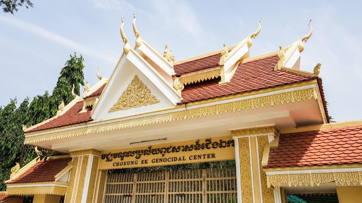 Killing Fields Cambodja