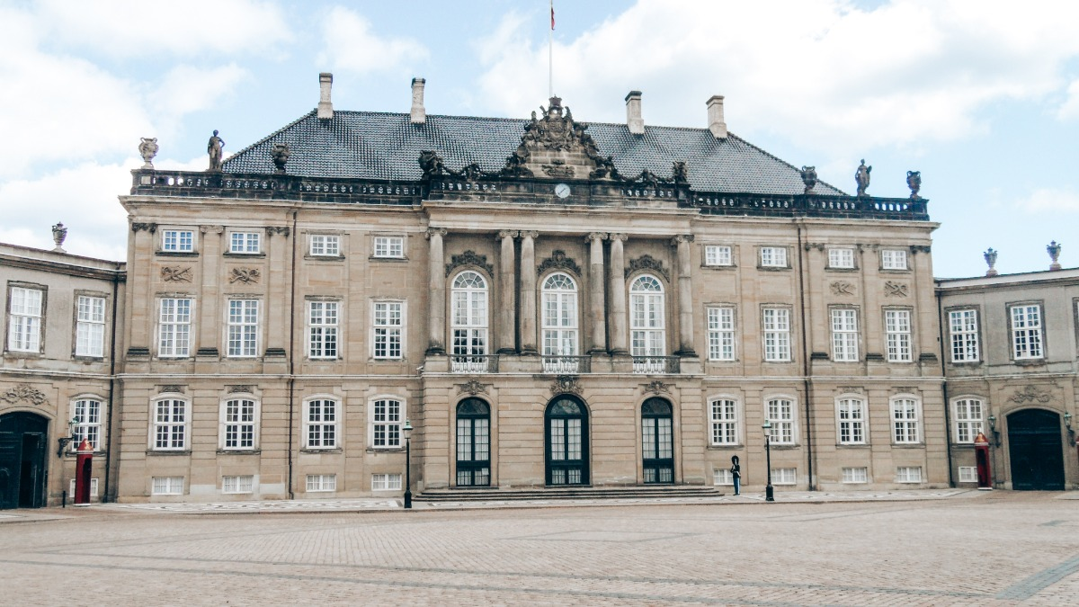 Amalienborg Kopenhagen