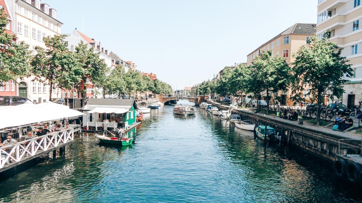 Kopenhagen grachten