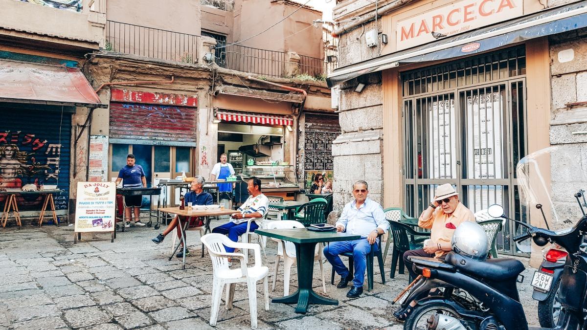 stedentrip Europa Palermo
