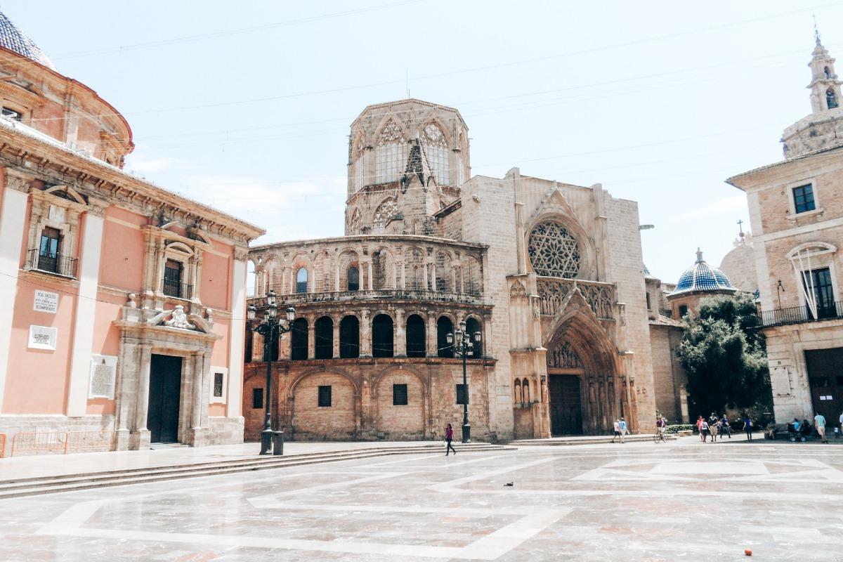 stedentrip Europa Valencia