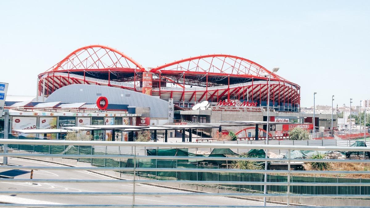 Benfica stadion