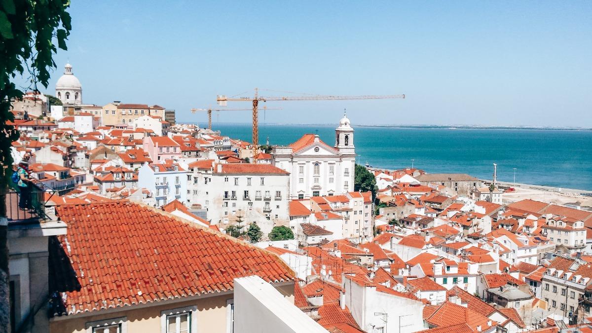 miradouro Lissabon
